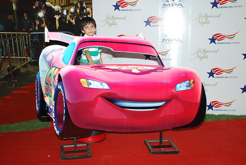 Hollywood Nights premiere series – Cars 2