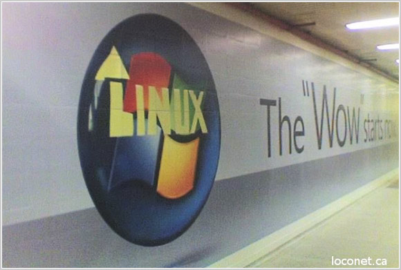 Linux on Windows
