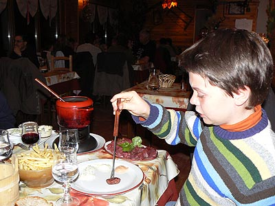 paul et fondue bourguignonne.jpg