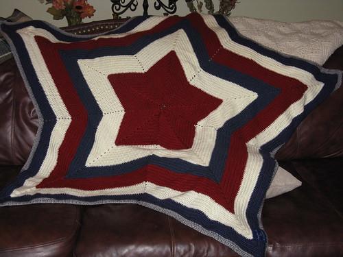 starghan for Nephew #3