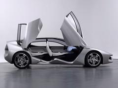 2008 Pininfarina Sintesi Concept 6