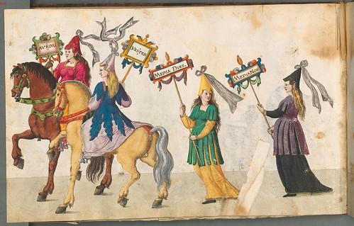 Beschreibung der historischen und allegorischen Personen 1596 (1600) (aurora vesper)