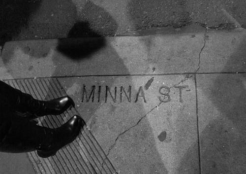 Minna St