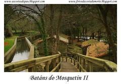 "BANTANS DO MOSQUETIN II (""Pau"") Tags: canon molino galicia galiza riogrande costadamorte batan vimianzo"