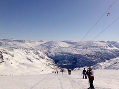 Skiing in Rldal (Sundve) Tags: ski pske rldal