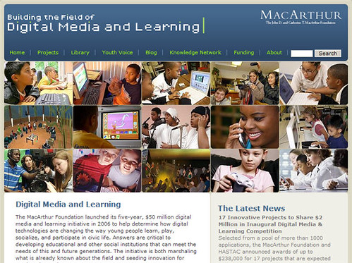 Digital Media and Learning