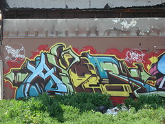 """Ayer Rip"" Revok MSK AWR SeventhLetter LosAngeles Graffiti Art (anarchosyn) Tags: art graffiti losangeles awr msk revok seventhletter ayerrip"