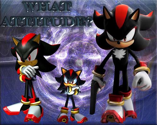 shadow hedgehog wallpaper. Shadow the Hedgehog Wallpaper