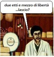 Libertà?