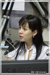 Claudine @ Radio Veritas