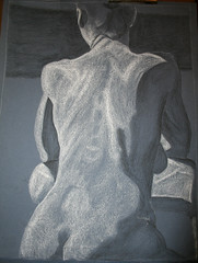 """Female nude back-conte • <a style=""""font-size:0.8em;"""" href=""""http://www.flickr.com/photos/45675389@N00/2492880781/"""" target=""""_blank"""">View on Flickr</a>"""