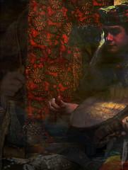 Shamanic Calling (h.koppdelaney) Tags: art work skull ganesha ancient power drum earth magic des ancestor ritual session underworld quest healing mythology shaman trance garuda donjuan myths archetype transcendence ethnology healer carloscastaneda fredalanwolf healing energy rites passage schamanische heilrituale nnart quantenphysics viewofshaman
