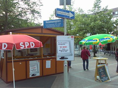 Bürgerentscheid in Bochum: Wahlkampf