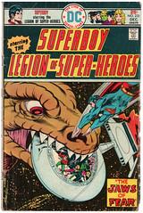 Legion of Super-Heroes 213 (Todd Wilson) Tags: comics superboy lsh legionofsuperheroes legionaires mikegrell