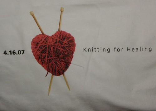 Knitting for Healing 2007