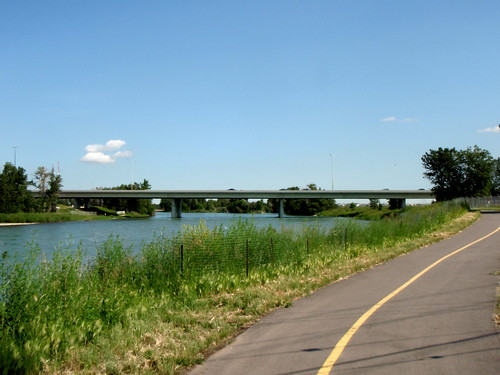 1700 KM and the Bow River