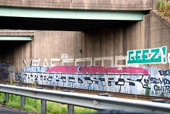 geez! (damonabnormal) Tags: city urban philadelphia graffiti nikon tag tags urbanart spraypaint philly graff monday tagging phl geez tagz july7 d80 philadelphiastreetart philadelphiagraffiti everysecondcounts wallbomb philadelphiaurbanart