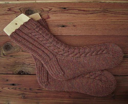 Sock #8 (52 Sock Challenge)