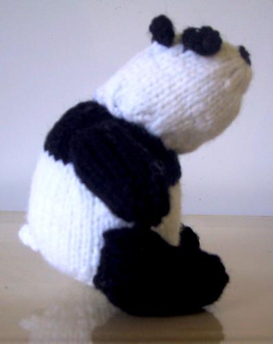 panda side