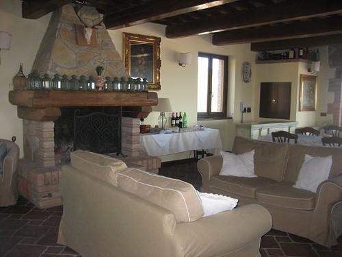 Olivastrella Fireplace