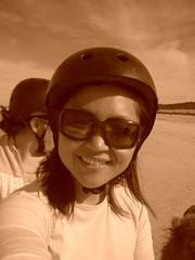 head protection (Queenbean79) Tags: beach camels portmacquarie