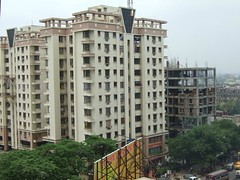 Suncity complex, Kolkata (seaview99) Tags: india building view apartment flat highrise kolkata calcutta condominium suncity westbengal ultadanga