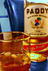 Paddy, Ice and Water (A guy called John) Tags: ireland irish ice water glass bottle paddy drink label whiskey eire alcohol ontherocks whisky irlanda irlande selective jameson selectivecolor selectivecolour ierland glassbottle iceandwater jamesondistillery irishwhiskey ukandireland irishwhisky