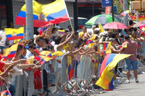 Ecuadorians in New York
