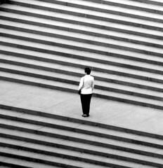 Lonely (Tobi_2008) Tags: stairs stairway treppe soe einsamkeit blackdiamond lonelyness treppen damncool abigfave platinumphoto theunforgettablepictures platinumheartaward artlegacy platinumsuperstar rubyphotographer artisticemotion mallmixstaraward