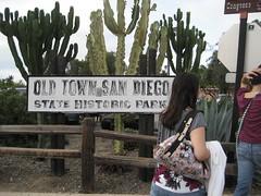 octogenarian cactii (anniemalchang) Tags: cactus cacti sandiego oldtown tingaling annietsai