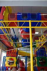 Fun at McDonald's Playground in Vermillion (kenlefeb) Tags: ohio unitedstates joshua vermilion