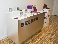 The Belkin Bar of Cases (Belkin Int'l) Tags: pink newyork art armband museum technology ipod laptop backpack bags nano asus breastcancer cases belkin accesories iphone susangkomen forthecure eeepc