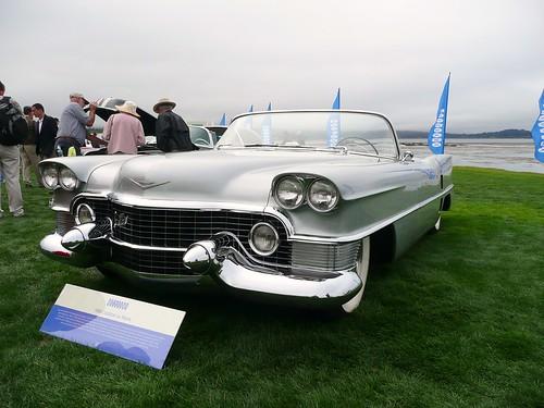 1953 Cadillac Le Mans Concept. 1953 Cadillac Le Mans Factory