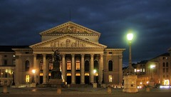 Bavarian- National-Theatre, Opera (werner boehm *) Tags: germany munich mnchen bayern bavaria oper nationaltheater platinumphoto qualitypixels theworldinflickr wernerbhm newenvyofflickr