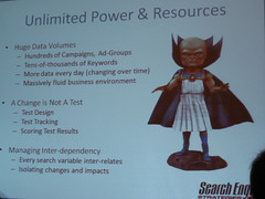 SES Analytics Session : Power