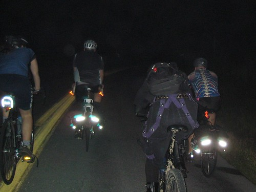 Wednesday Night Ride to Trail of Tears