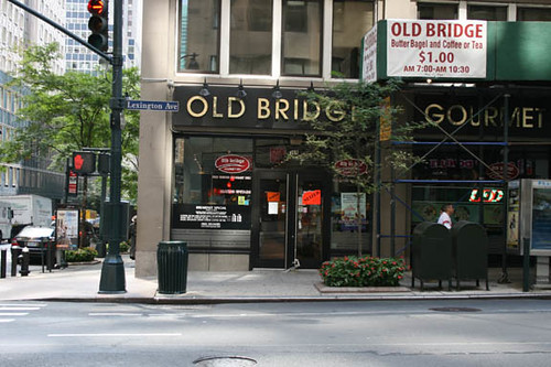Old Bridge Deli Seized 1