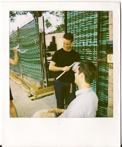 Xiu Xiu Polaroid 1