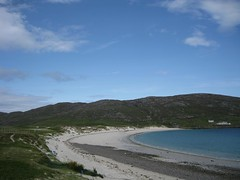 Beach on Vatersay