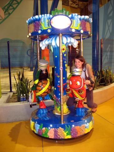 Nickelodeon world