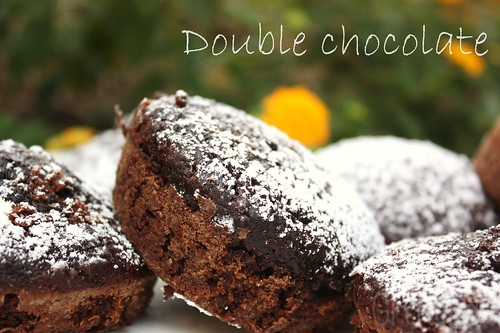 Double chocolate