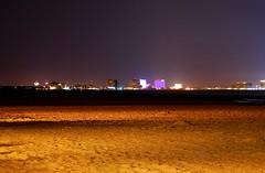 Atlantic City, New Jersey (qparker71 (Brian Kennedy)) Tags: beach skyline night landscape newjersey nightlight atlanticcity oceancity southjersey