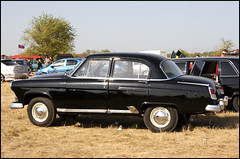 GAZ 21 Volga (W.Grabar) Tags: 21 gaz soviet oldtimer volga rostovondon m21 autoexotica  gaz21  gaz21volga 21 21 bataisk