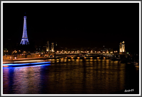 Torre Eiffel by lorit_1