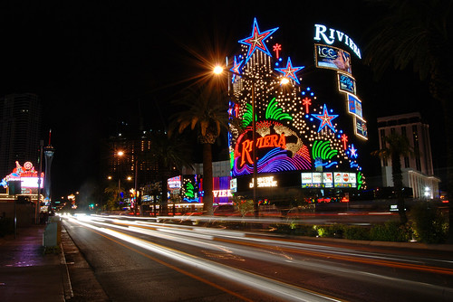 Riviera Hotel and Casino by Roadsidepictures, on Flickr