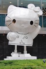Hello Kitty, New York Style