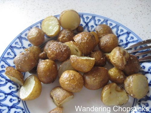 Homegrown Fingerling Potatoes 9