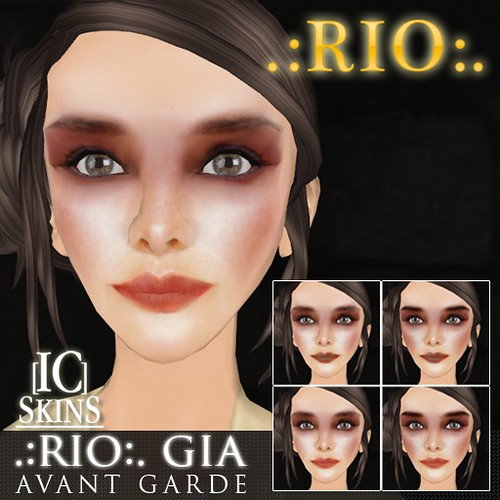 IC-Skins Rio Gia Avant Garde