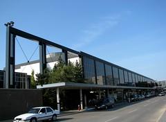 Exterior, Teminal Building