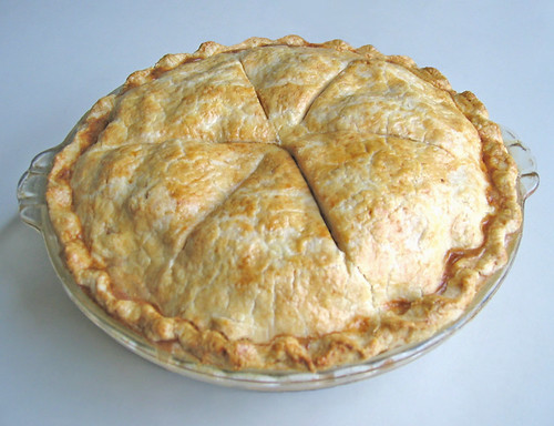 Gastronomer's Guide: Perfect Apple Pie
